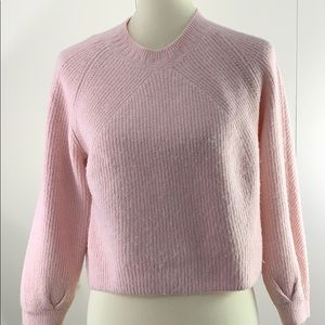Topshop 2 pink sweater